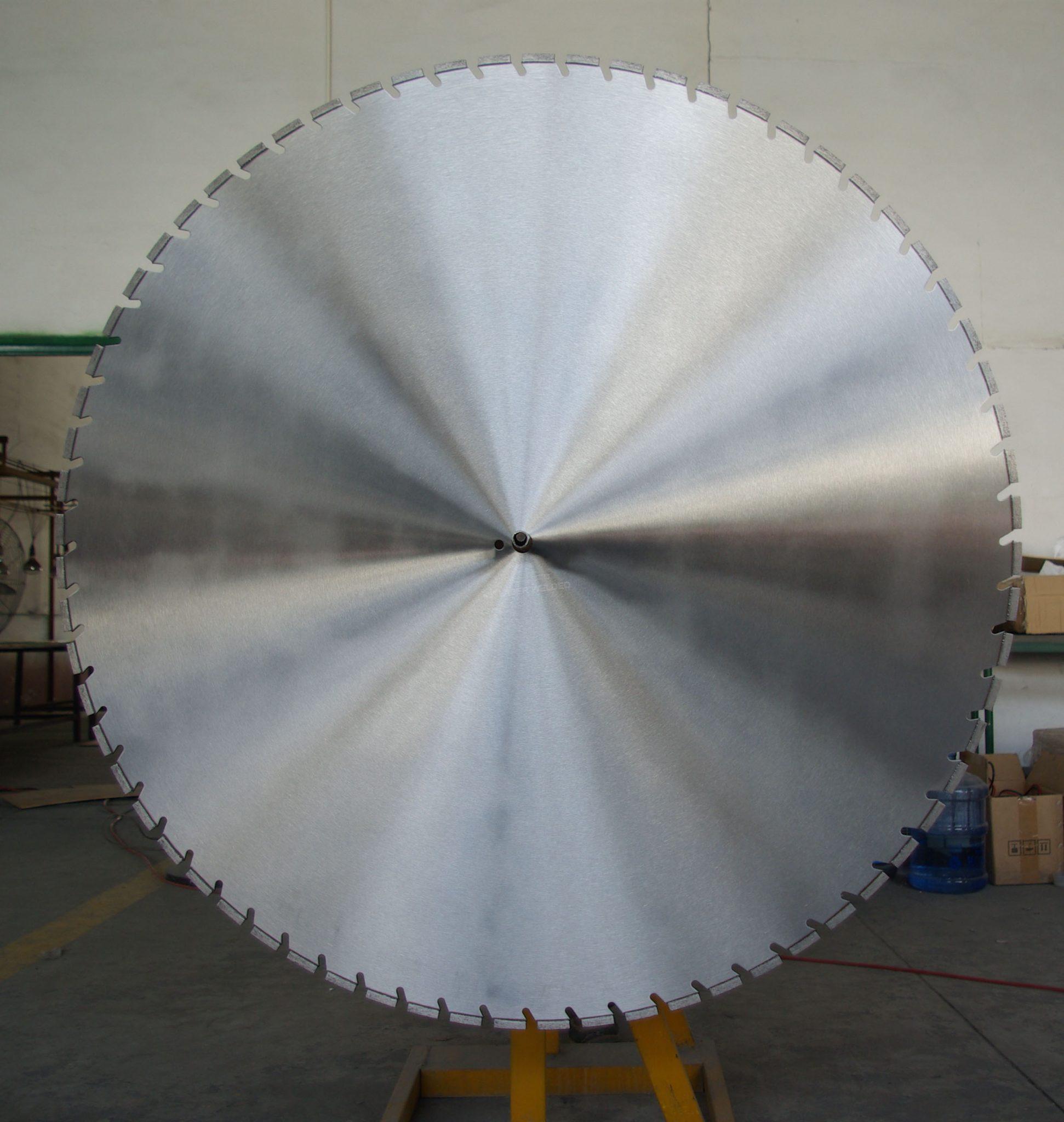 1200mm floor saw blade