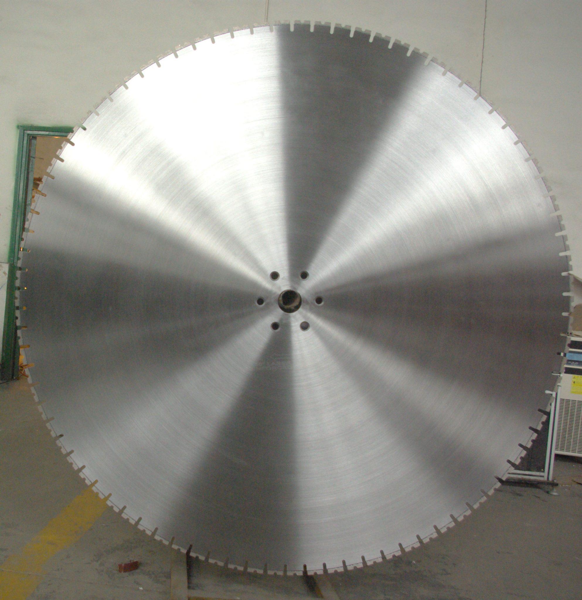 1400mm wall saw blade