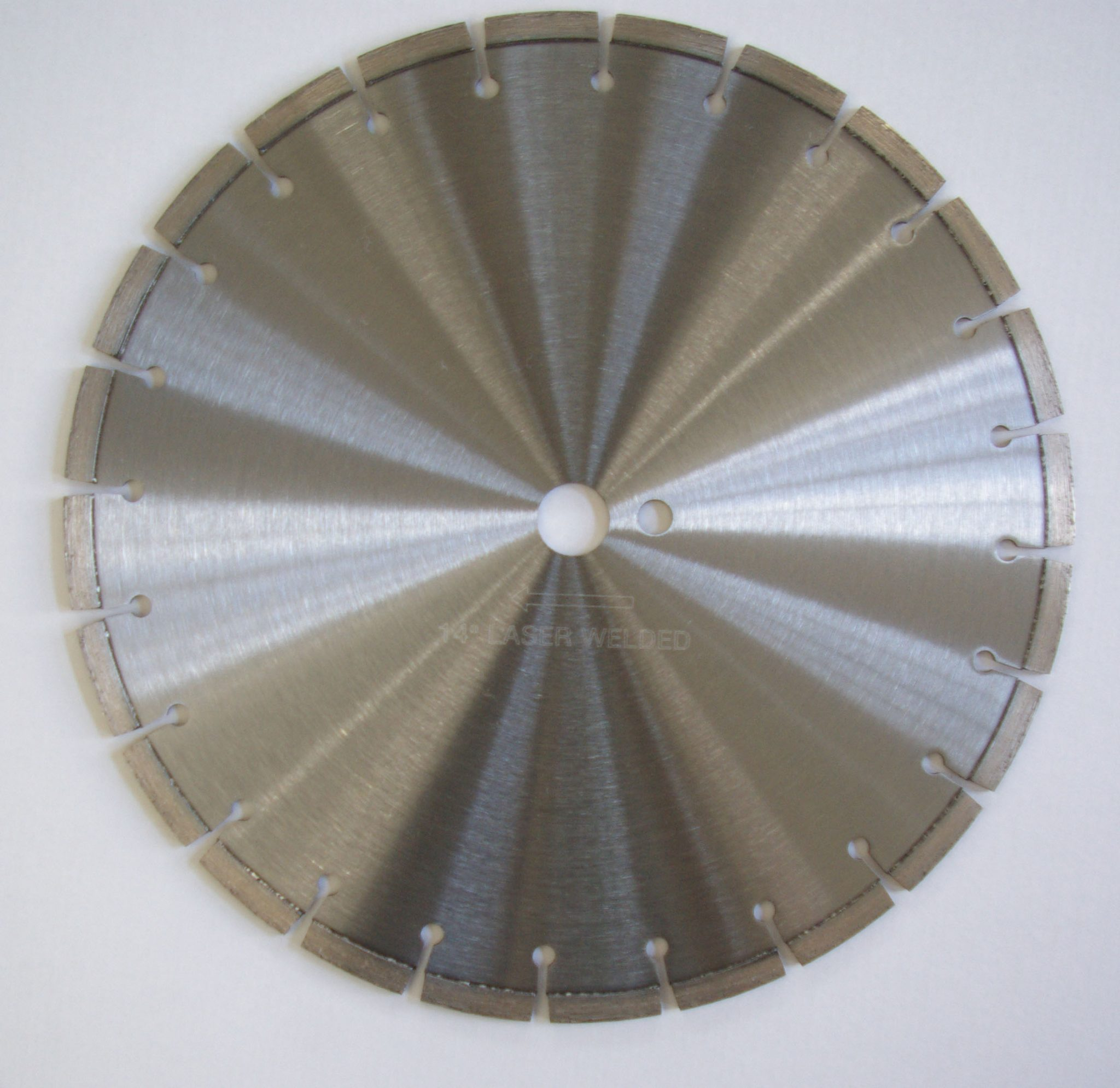 350mm saw blade for little steel nesh concrete
