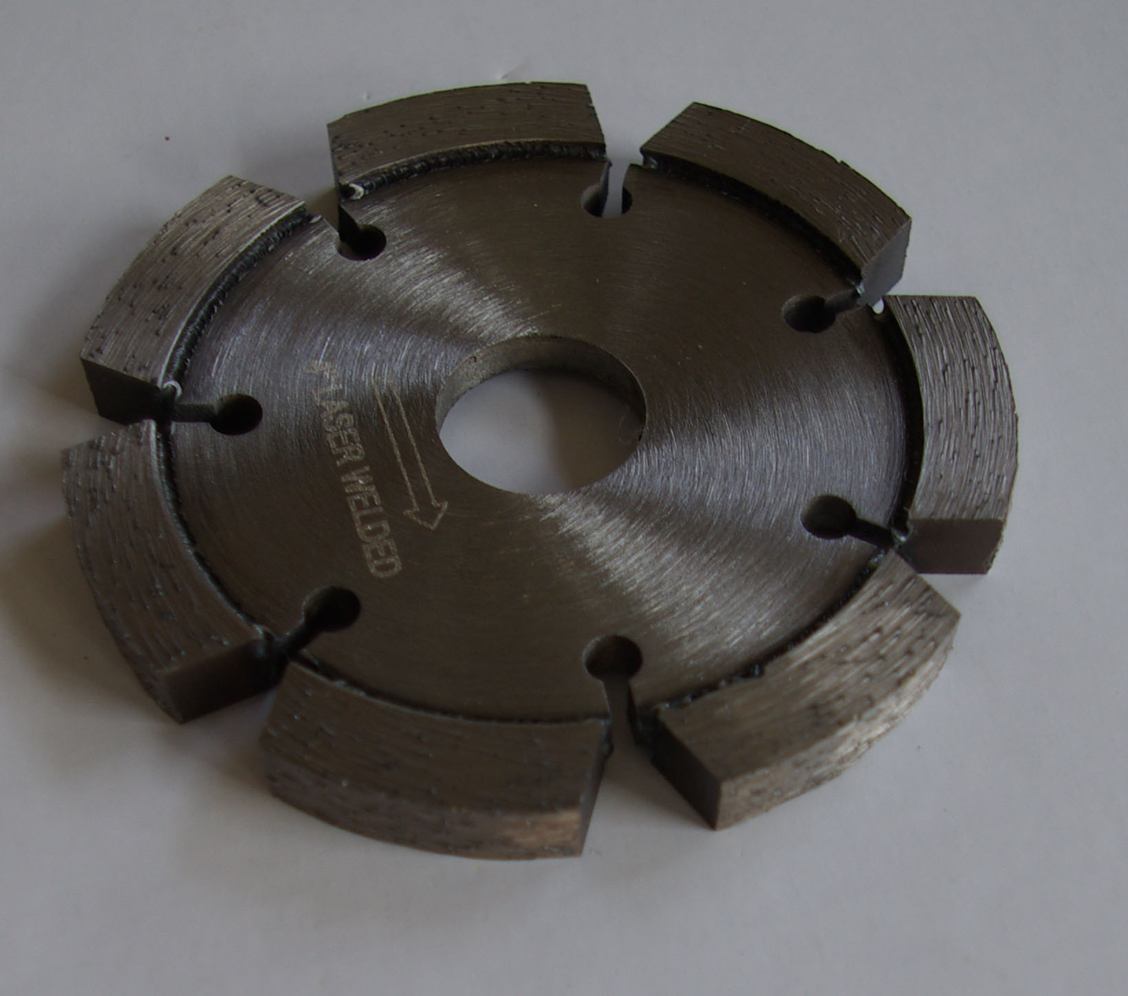 4inch normal type tuck point blade