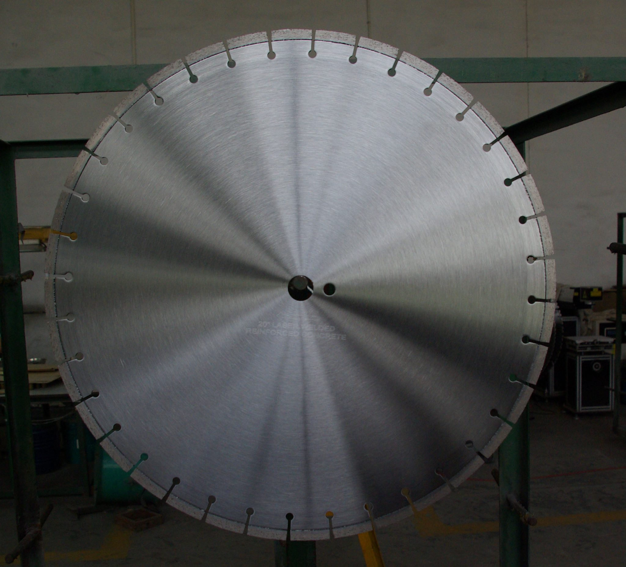500mm saw blade for reinforced concrete