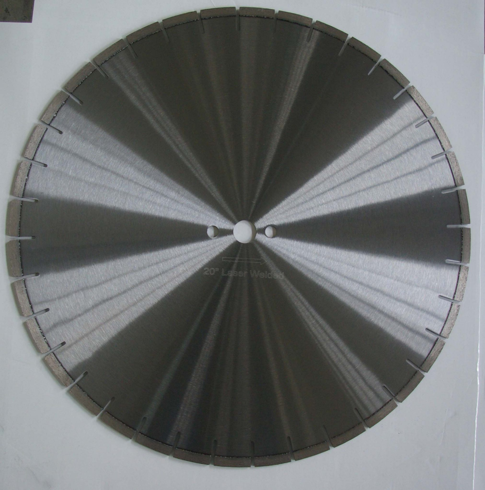 500mm silent saw blade for marble and granite