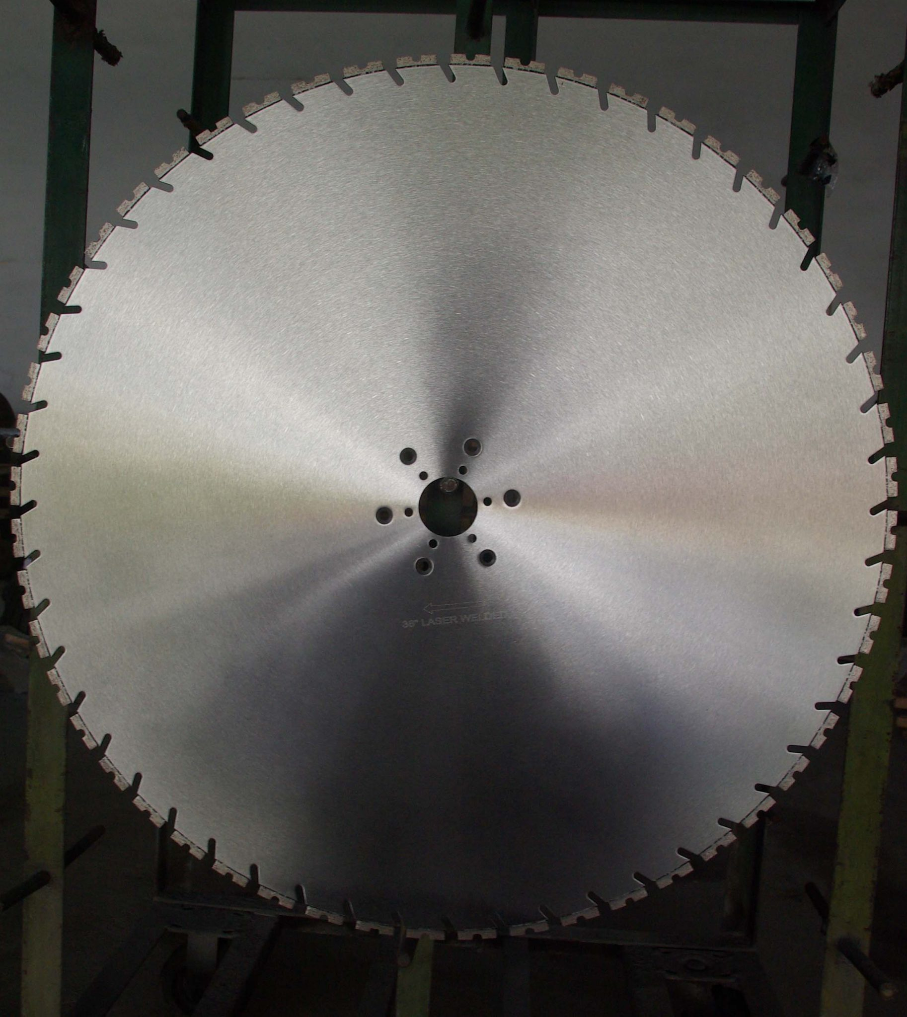 900mm wall saw blade